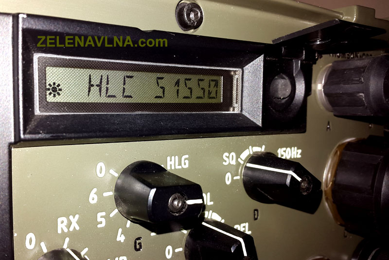 Radiostanice TRC9500 čsla ačr vysílačka thompson