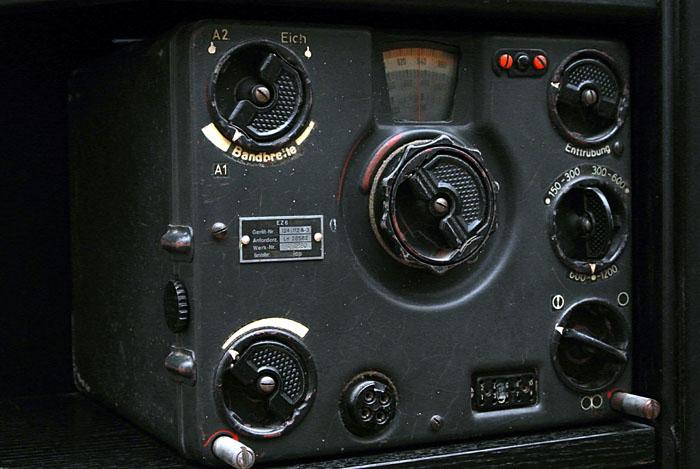 Navigační přijímač EZ6