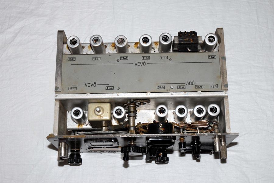 radiostanice spojení ČSLA