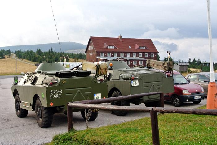 BRDM Zelená vlna Špindlerovka