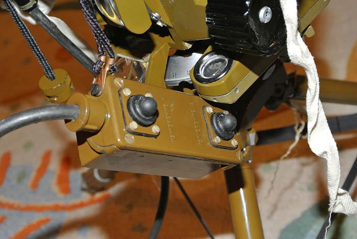LPR-1 laserový dálkoměr ČSLA