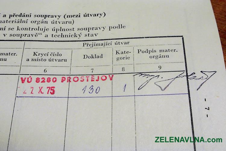 radiostanice výsadkové vojsko ČSLA