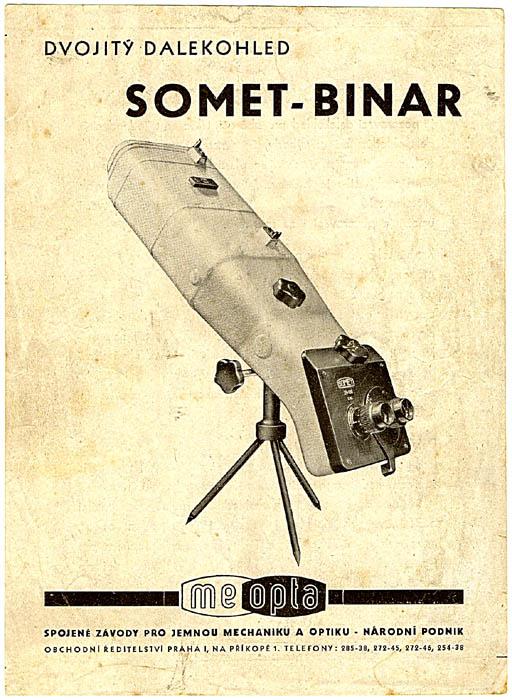SOMET BINAR 25x100