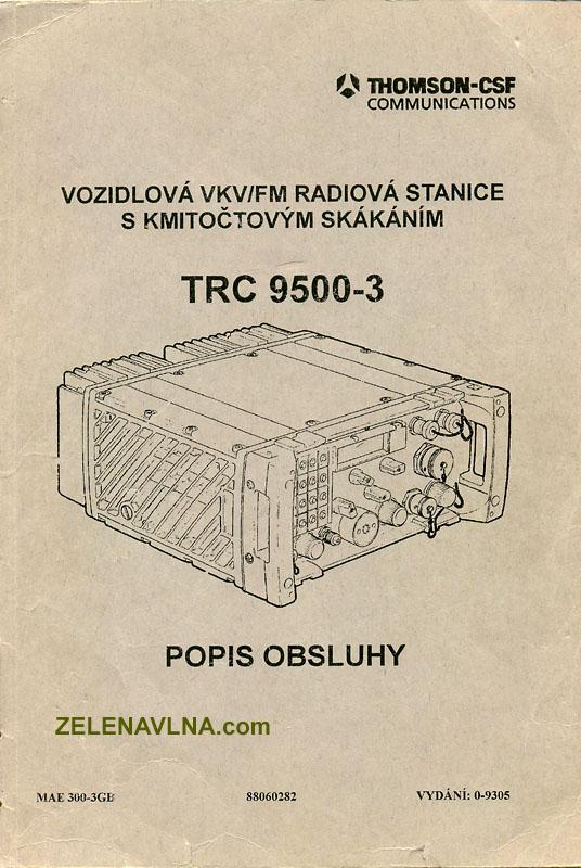 čsla ačr vysílačka radiostanice